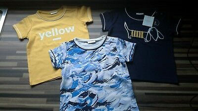 💟baby Boys**next Tops X 3** 9-12 Months**bnwt**