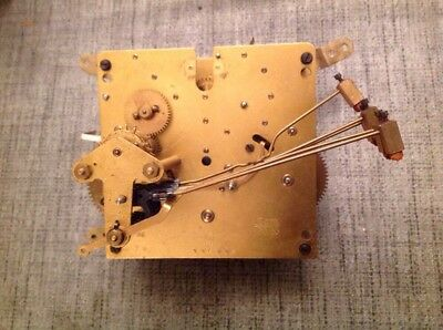 Vintage Kienzle Clock Movement Westminster Chime For Repair Or Spare Parts