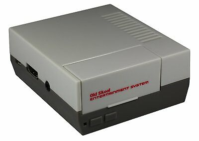 NES Classic Case for Raspberry Pi 3,2 and B+ by Old Skool Tools. NESpi Style