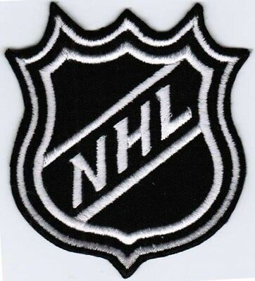 National Hockey League NHL Emblem Logo Badge Embroidered Patch