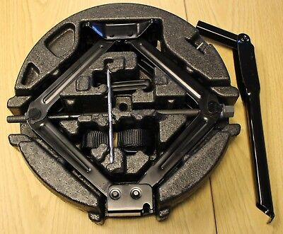 Genuine Vauxhall Astra J K 2012-2017 Tool Kit Jack Wheel Brace Foam Housing !
