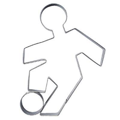 NEW Soccer Player Cookie Cutter