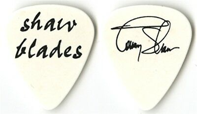 Tommy Shaw & Jack Blades authentic 2007 tour Guitar Pick Styx and Night Ranger