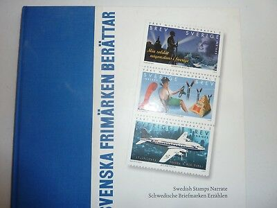 1998/99 annual collection of Swedish Stamps, publication and mint stamps
