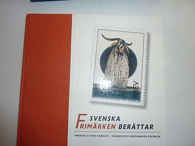 1997/98 annual collection of Swedish Stamps, publication and mint stamps