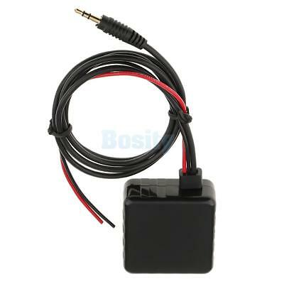 3.5mm AUX Bluetooth Music Audio Stereo Receiver Adapter for Phone iPod