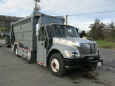2006 International 4900 Side Loader Trash Garbage Refuse Truck 167K