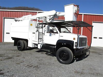 1996 GMC TOPKICK C6500 Bucket Trucks