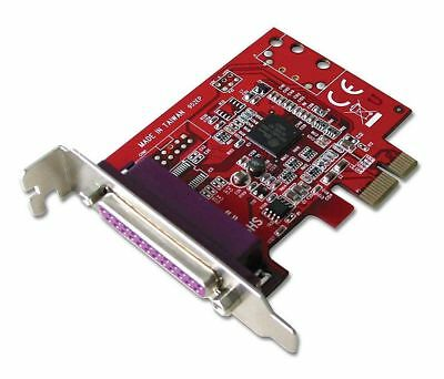 Lindy 1P IEEE 1284 Low Profile Parallel-Karte, PCIe