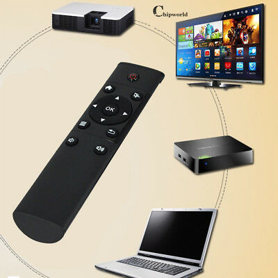 2.4Ghz Air Mouse Mini Wireless Keyboard Remote Control for Android Smart TV Box