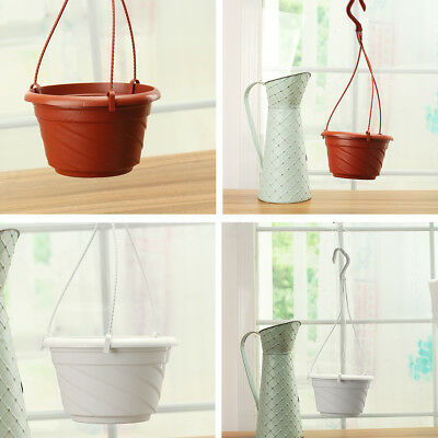 Hanging Basket Planter Flower Pot Hanging Planters Indoor Outdoor Flowers Garden