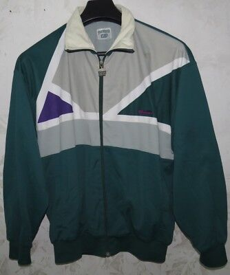Rare Giacca Jacket Track Calcio Football Casual Ennerre Nr Italy Vintage Size 46