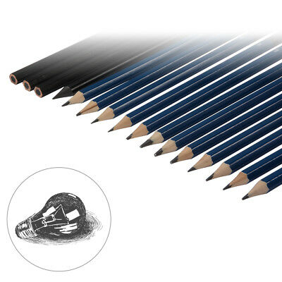 33x Drawing Sketching Sketch Pencil Set Student Stationery Art Craft Tool AC787