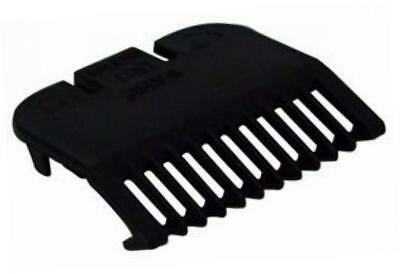 Wahl Standard Fitting Attachment Comb Number 1 3mm Black