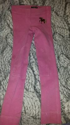 Girls Size 6 Windsor Apparal Horse Riding  Jophers