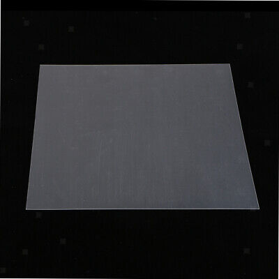 PEI Sheet Square 200/220/300mm 3D Printer Build Surface Polyetherimide Ultem
