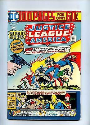 Justice League of America #114 - DC 1974 - 100 Pgs - VFN-