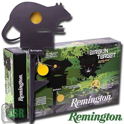 Remington RAT KNOCK DOWN Target Reset Air Rifle Airgun HFT Hunting Training Zero