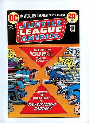 Justice League of America #108 - DC 1973 - Hawkman Resigns - VFN+
