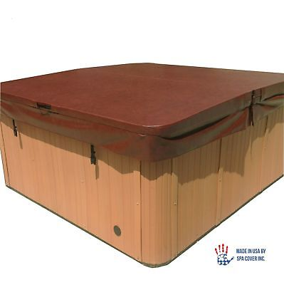 """Dimension One Aurora II, 5"""" Spa Hot Tub Cover with FREE Shipping by BeyondNice"""