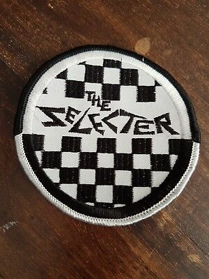 The Selecter Woven Patch SKA/Punk/Reggae/Rock
