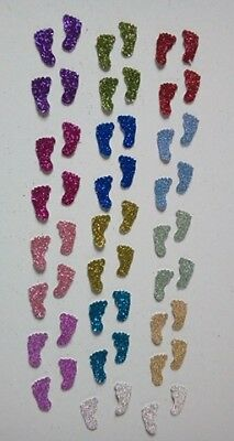 24 elf size feet foot prints any colour- elf on the shelf prop