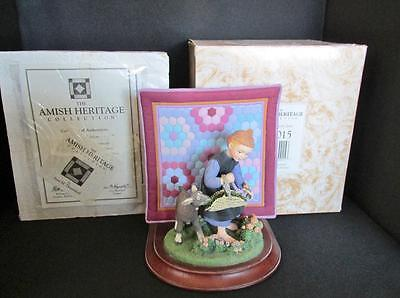 Willitts Amish Heritage Collection Rebecca & Sam Box Kt1912
