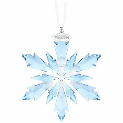 Swarovski Frozen ELSA Snowflake Ornament 5286457 Crystal Brand New 2017 IN HAND
