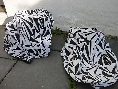Oyster Aztec Carrycot Colour Pack - Limited edition - Used
