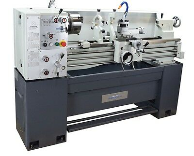 """Pm1440Gt Metal Lathe Made In Taiwan, Preferred Pkg 2"""" Spindle Bore 3 Phase"""