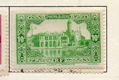 Algeria 1936-41 Early Issue Fine Mint Hinged 10c. 170559