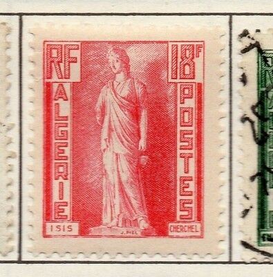 Algeria 1952 Early Issue Fine Mint Hinged 18F. 170738