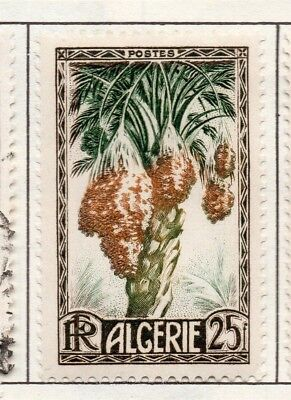 Algeria 1950 Early Issue Fine Mint Hinged 25F. 170743