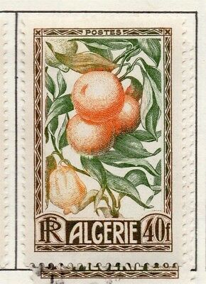 Algeria 1950 Early Issue Fine Mint Hinged 40F. 170744