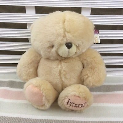 "Forever Friends Bear Soft Toy 12"" with tag"