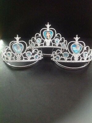 Disney Frozen Crown,Elsa Tiara for  Fancy Dress Princess