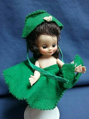 """Betsy McCall 8"""" doll vintage skirt outfit dress bonnet lot American Character"""