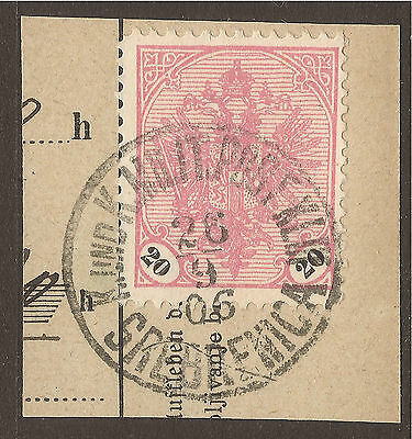 Bosnia Herzegovina. Postmark. Srebrenica. Used On Piece.