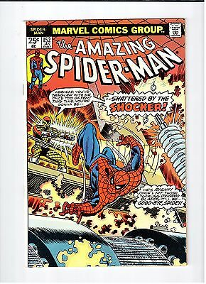 Marvel AMAZING SPIDER-MAN #152 - VF Jan 1976 Vintage Comic