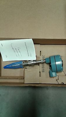 """Rosemoount thermocouple type """"E"""" with thermowell 0183P25E2C30A015T28Q8"""