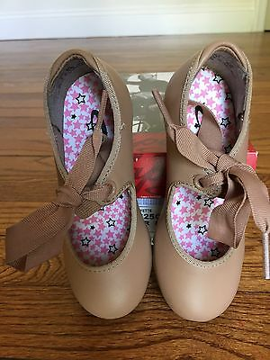 Capezio toddler Tap Shoes 8.5M