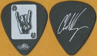 Nickelback Chad Kroeger 2012 Here And Now Tour custom Playing Card Guitar Pick
