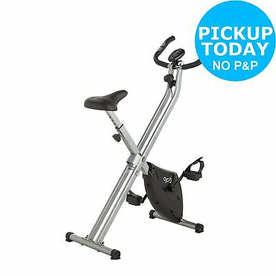 OPTI FOLDING MAGNETIC Resistance Upright Exercise Bike