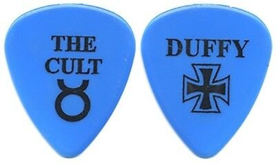 The Cult Billy Duffy authentic 2006 Reunion concert tour custom band Guitar Pick