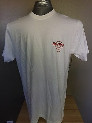 Hard Rock Cafe BNWT! Heavy Graphics City Tokyo Japan New!! Large A1