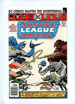 Justice League of America #132 - DC 1976 - VFN+