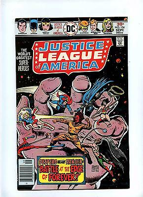 Justice League of America #134 - DC 1976 - VFN+