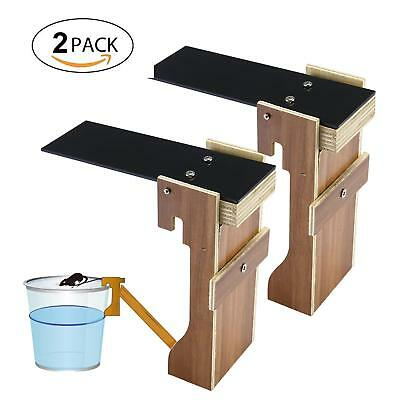 The Walk Plank Mouse Trap Auto Reset Squirrel Rats Bait Rodent Mice Live Catcher