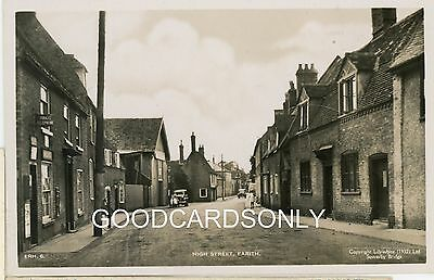 HUNTINGDONSHIRE-EARITH,HIGH STREET -RPPC-UNPOSTED-hoch61