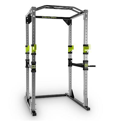 Power-Rack Hantelständer Power Rack Hantelablage Bodybuilding Krafttraining Ovp